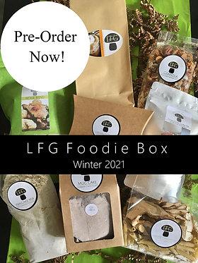 LFG WINTER 2021 Foodie Box