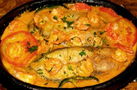 Pirão de peixe
