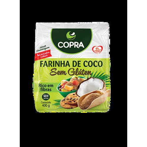 Farinha de Cococ-400 G - Copra