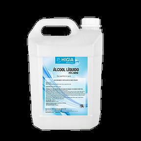 Liquido 70%Álcool-Para superfícies em geral.