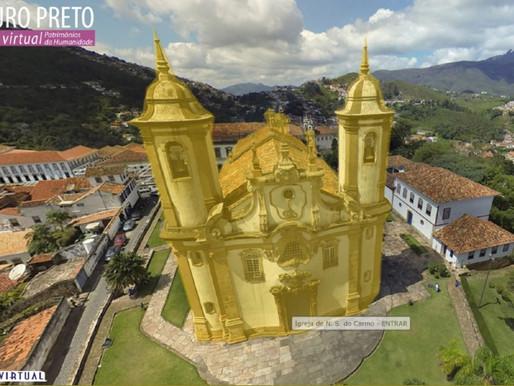 Passeios virtuais mostram as belezas dos destinos brasileiros