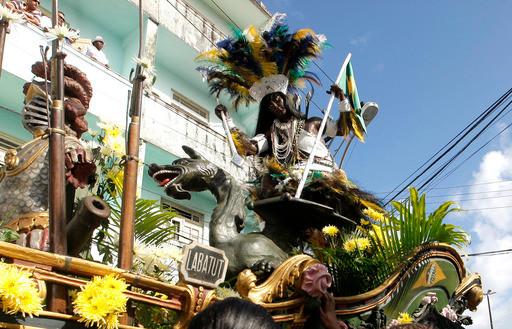 A Festa da Independência da Bahia ou Desfile do Dois de Julho como é chamado pelos soteropolitanos,