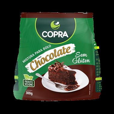 Mistura Para  Bolo – Sabor Chocolate-300G