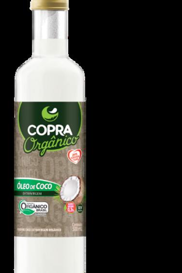 Óleo de Coco Extra Virgem Orgânico-Copa-500ml
