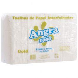 Papel Toalha Interfolha 100% Celulose  1000