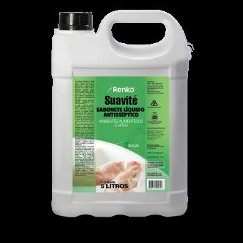 SABONETE LÍQUIDO - TRICLOSAN 0,5%  Sabonete antisséptico
