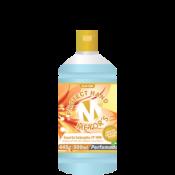 Álcool Gel Antisséptico 70º INPM Perfumado Prata 500ml (pump)