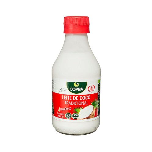 Leite de Coco tradicional-Copra-200ml