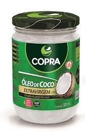 Óleo de Coco Extra Virgem - Copra-500ml