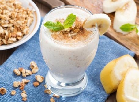 Suco Detox de Banana-Aprenda Como Fazer