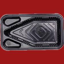 Embalagem DMood. D-25 Descartável Para a Temaki