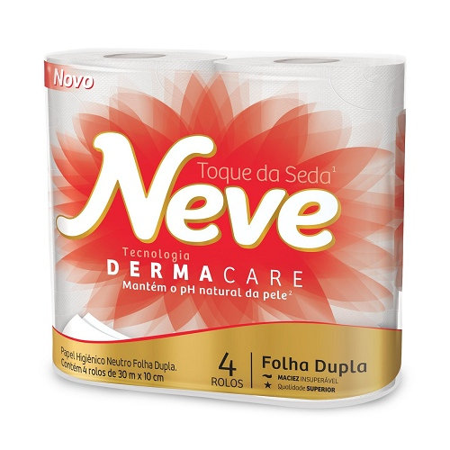 Papel  Hig Neve Soft Neuto 4UN