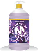 Sabonete Líquido Perolizado Lavanda 1L (pump)