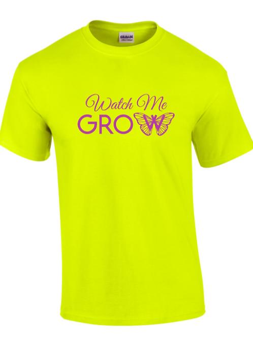 Youth WMG T-shirt |Neon|