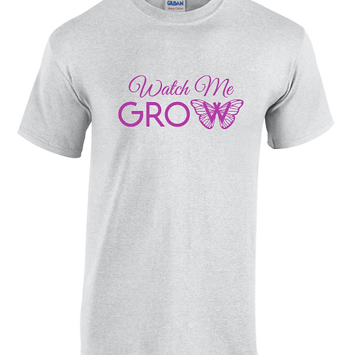 Adult WMG T-shirt |Ash Gray|
