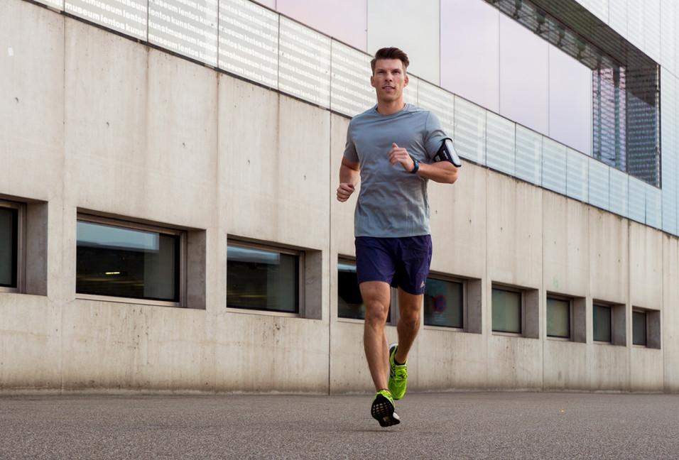 Portrat Running