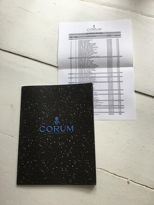 Forum watch brochure 2001