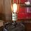 Thumbnail: Vintage Name Plaque Feature Lamp