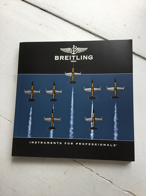 2012 Breitling Watch Brochure