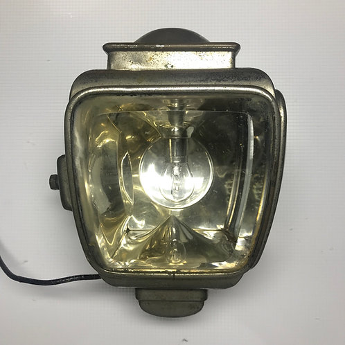 Frankonia 252 Vintage Auto/Bike Lamps 1 x LH & 1 x RH