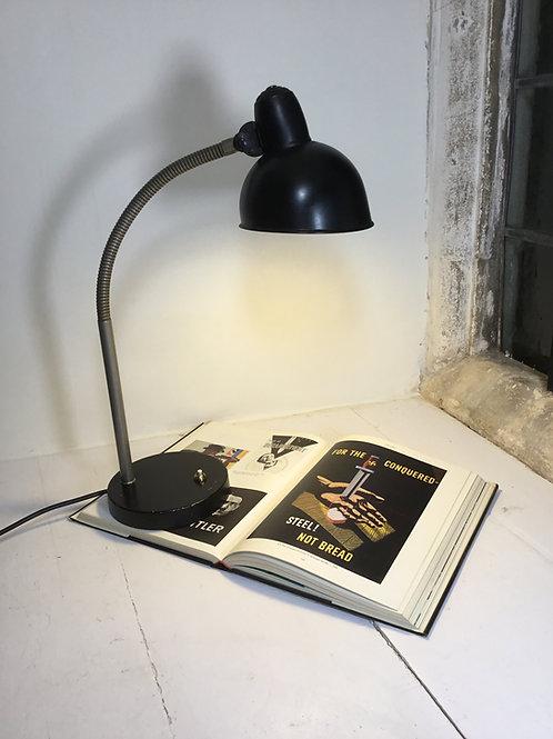 1940's Kaiser Idell Desk Lamp 6561 by Christian Dell