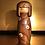 Thumbnail: Mid 20th Century Sosaku Kokeshi doll standing 23cm tall