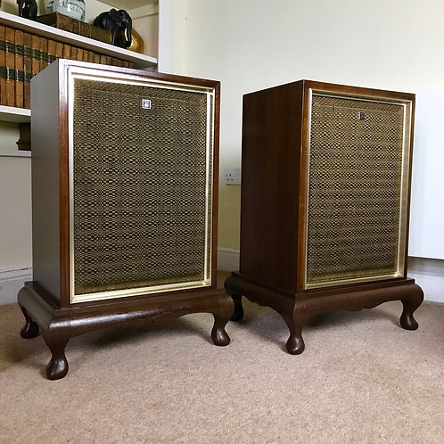 1969  / 1970 - Akai SW 130 Two Way Speakers