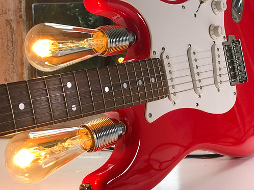 'Light Fandango' Guitar Light