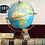 Thumbnail: Vintage Triple Axis Japanese Globe