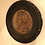 Thumbnail: Antique circular pottery bust plaque of the Duke of Wellington