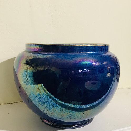 Art Deco Fielding's Crown Devon lustre ware bowl