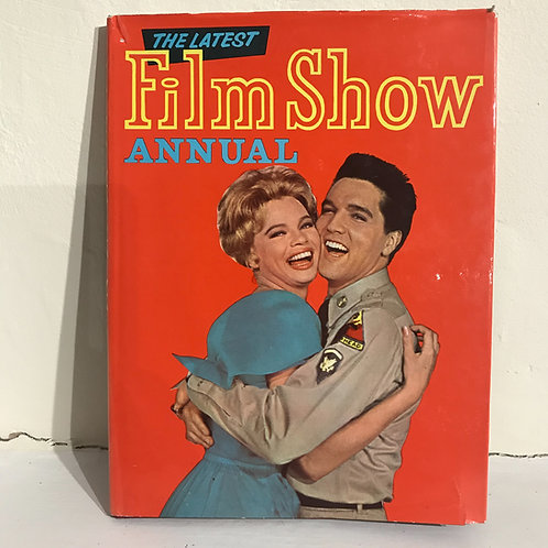 The Latest Film Show Annual - 1962