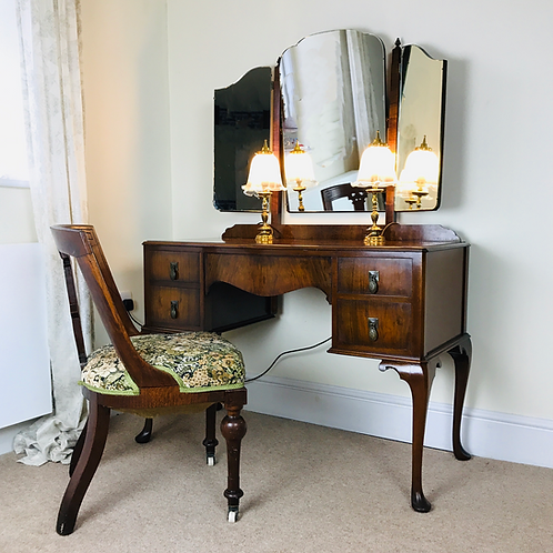 Waring and Gillow mid 20thCentury dressing table.