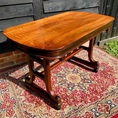 Mahogany Art Deco Rectangular Centre Table