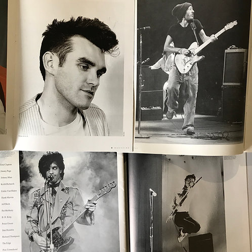 Vintage Q Magazine Photographic Supplement - Volume 2 / 3 / 4 / 5