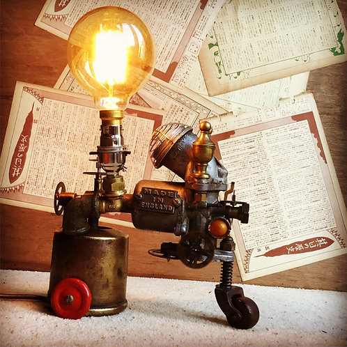 Imaginarium Steampunk Desk Lamp