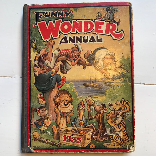 1935 - The Funny Wonder Annual