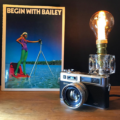 Begin with Bailey - David Bailey Photographer - First Edition Hardback Book 1983