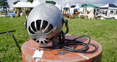 salvage fair england