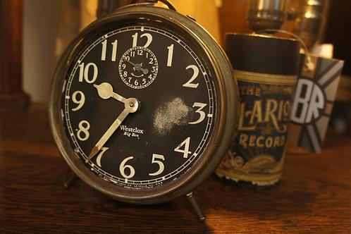 Big Ben Alarm Clock by Westclox of Illinois