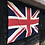 Thumbnail: Large Vintage 'British Made' Printed Union Flag (5704 (F5)