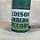Thumbnail: Genuine Thomas Edison Record Case Lamp - Green