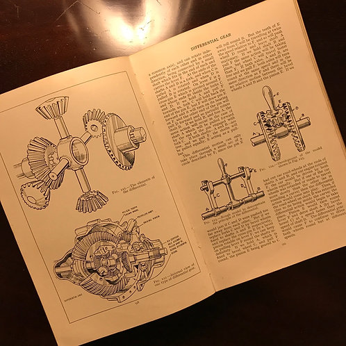 The Practical Motorist's Encyclopaedia. by F.J. CAMM published 1939