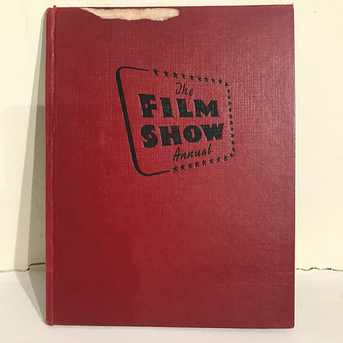 The Film Show Album - 1956 ( no dust cover ).