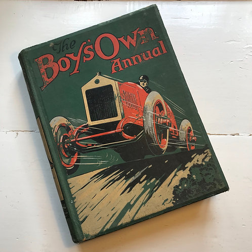 Boys Own Annual 1926/7