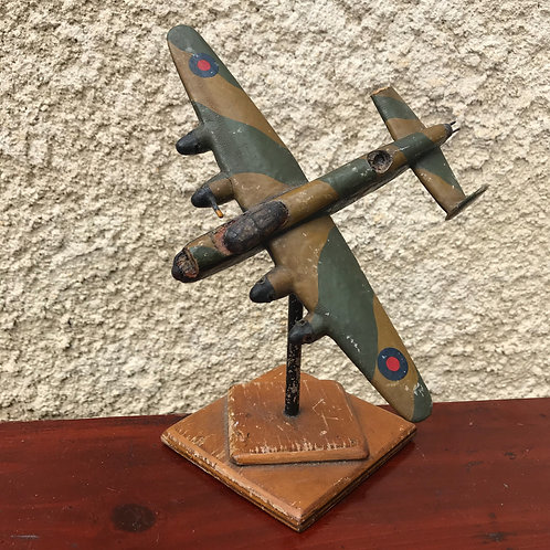 WW2 Scratch Built Lancaster Trenchart