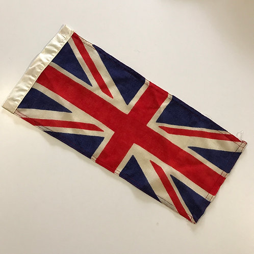 Pennant size Printed Union Flag - 46cm x 21cm