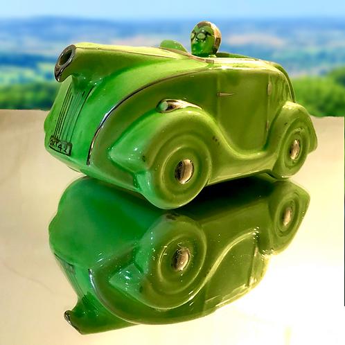 Sadler Art Deco Racing Car Tea Pot