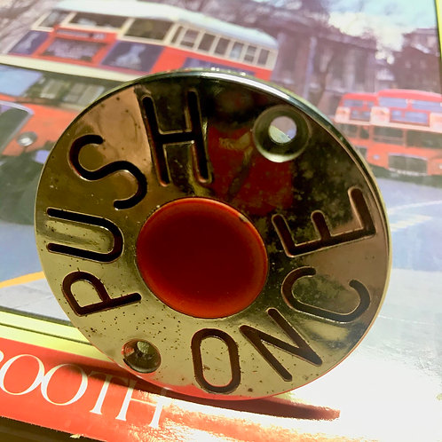 Routemaster Bus Bell Push