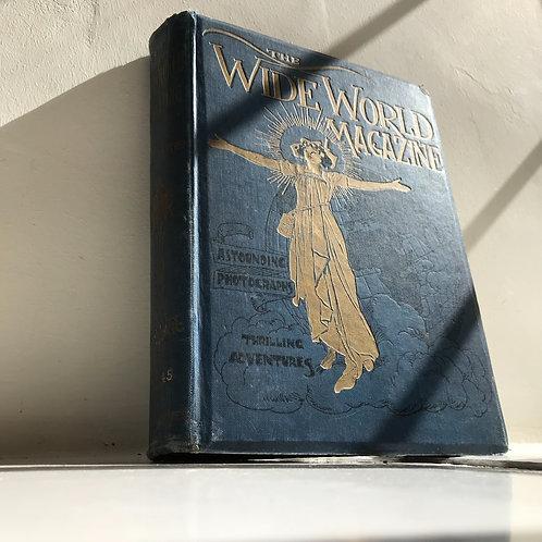 April 1920 Volume 45 - The Wide World Magazine